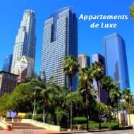 Immobilier investir USA: Appartements de luxe et de prestige  à Los Angeles USA  high rise,condo usa,appartement usa